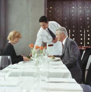 Ресторан, обед