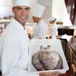 Шеф-повар, рыба, кухня