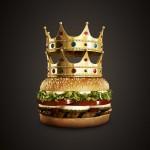 бургер король еды
