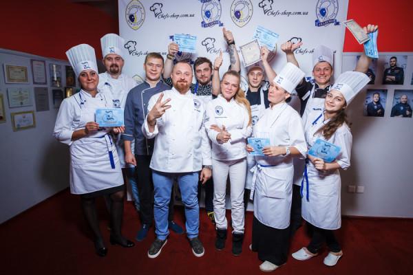 Кулинарные курсы Киев