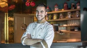 David Gil - шеф-повар кондитерской в ресторанной группе El Barri и Cakes and Bubbles (Лондон)